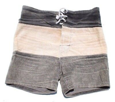 58b5144f8ef49d Vintage Mens 1970s Corduroy Retro Tight Gay Interest Front Bulge Short  Shorts