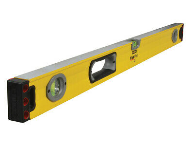 Stanley Tools FatMax Spirit Level 3 Vial 90cm STA143536