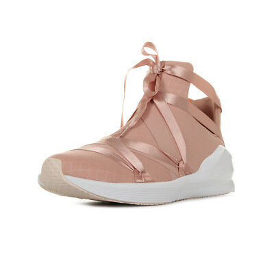 Chaussures Baskets Puma femme Fierce Rope Satin EP Wn s taille Rose  Synthétique d8c3443f3