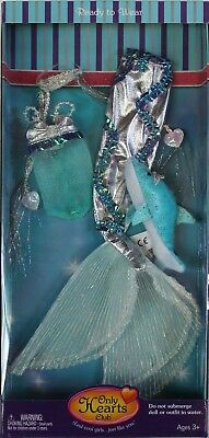 NEW Only Hearts Club Ready Wear Princess Shimmering Mermaid Outfit 264 Dolphin