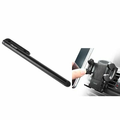 Car Air Vent Holder Mount For iPod Touch 2 3 4 2G 3G 4G 3rd 4th Gen+Black Stylus
