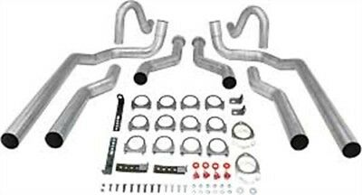 Exhaust Kit 1973-1977 Chevelle JEGS 30526 Header-Back Dual 2-1//2 in