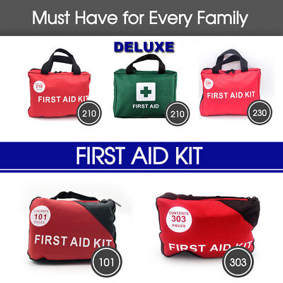 101/210/230/303 PCS  Emergency First Aid Kit - A Must Have for Every Family ARTG