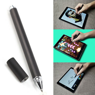 Precision Thin Capacitive Touch Screen Stylus Pen For iPhone iPad Phone Tab