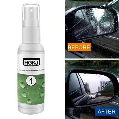 20/50ml Ceramics Car Glass Hydrophobic Coating Windshield Windows Waterproof