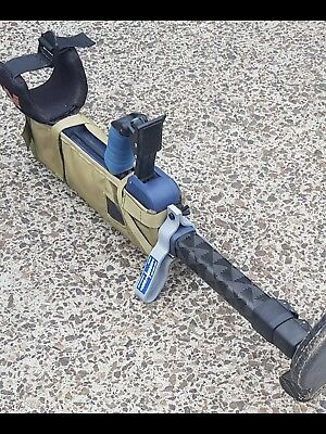 SDC-2300 Gold/Metal Detector (Woody-foot Stand) suits Minelab SDC-2300