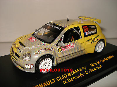 RENAULT CLIO SUPER 1600 rally cross car body kit wide body kit
