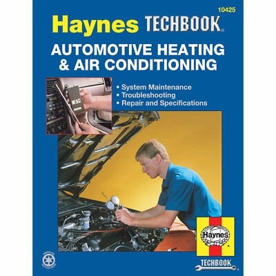 Automotive Heating and Air Conditioning Manual Haynes USA Techbook