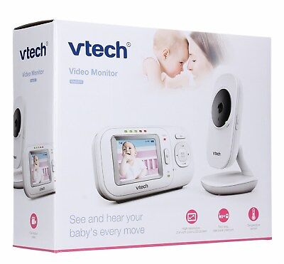 VTech VM2251 Video Baby Monitor with 2.4-inch LCD