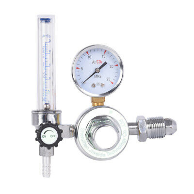 CO2 Mig Tig Flow Meter Regulator Flowmeter Welding Weld Gauge UK