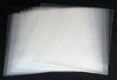 "30 Plastic 12"" LP INNER Sleeves Semi-Clear 3Mil High Density Vinyl Record Album"