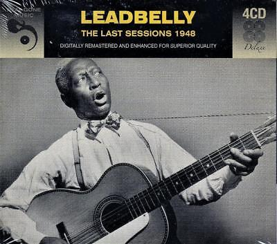 Leadbelly - The Last Sessions 1948 (New Sealed 4Cd)