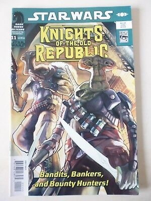 Star Wars Knights Of The Old Republic Issue # 11.   Dark Horse Comics.  2006