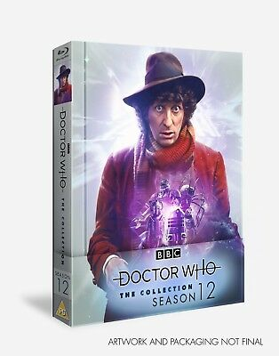Doctor Who: The Collection Season 12 Limited Edition Blu-ray PRE-ORDER FOR 02/07