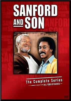 Sanford and Son: Seasons 1-6 [The Complete Series] 163 Episodes, 17-Disc DVD Set