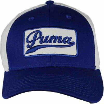 e46066bba3e4c PUMA GOLF BLUE Adjustable Hat Men Cap - $10.00 | PicClick