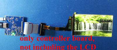HDMI To MIPI Controller Board for 1440x2560 IPS LCD LS055R1SX04 on 3D Printer