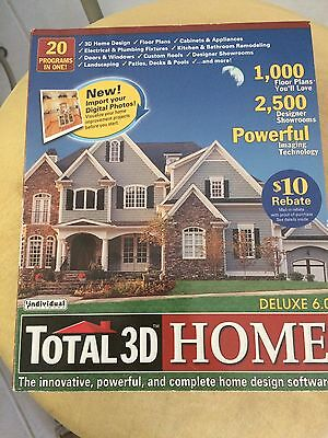 Total 3D Home (Individual Software) Deluxe 6.0