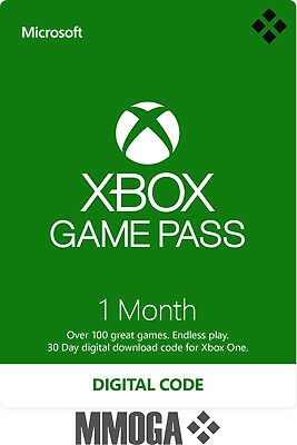 1 Month Xbox Game Pass Membership Key - 1 Month 30 days Xbox Subscription - US