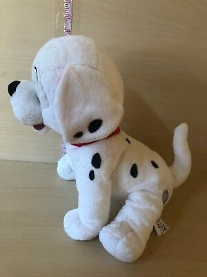 Disney Store Exclusive 101 Dalmations Puppy Dog Lucky Plush Soft Toy Doll 30 cm