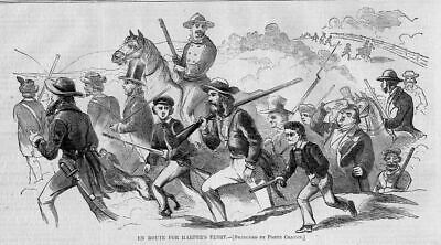 Harper's Ferry 1859 History Young And Old Armed And En Route For Harper's Ferry