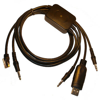 Yaesu FT-90, 1802, 1807, 1900,..2900 Data Mode Cable