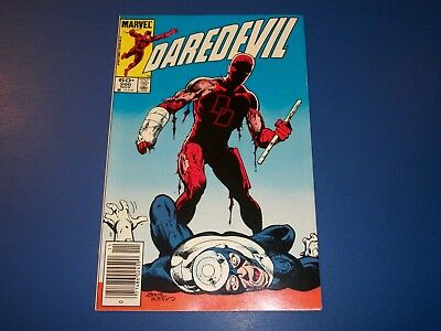 Daredevil #200 Bronze age Bullseye VF Beauty Awesome Byrne Cover Wow
