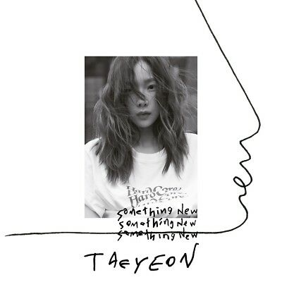 TAEYEON Girls' Generation - Something New (3rd Mini) CD+Booklet+Poster+Free Gift
