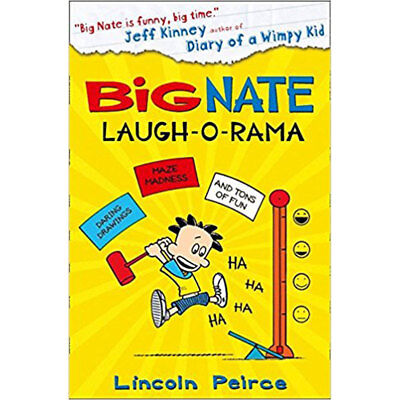 Big Nate - Laugh O Rama by Lincoln Peirce (Paperback), Children's Books, New