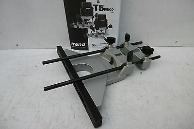 Trend T5E Router Parallel Fence & Micro Assembly  Wp-T5/046
