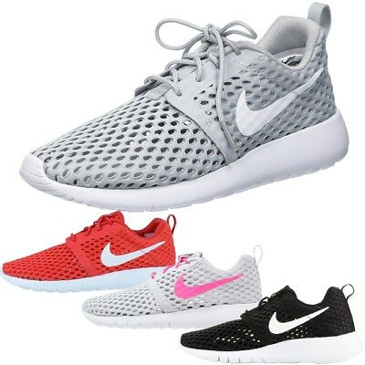 Boys Nike Roshe One Flight Weight Trainers Summer Pumps Running Shoes Size