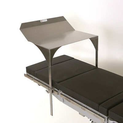 MCM-107 Anesthesia Face Protection Shield Drape Frame Surgical Table Attachment