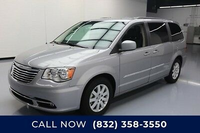 Chrysler Town & Country Touring Texas Direct Auto 2016 Touring Used 3.6L V6 24V Automatic FWD Minivan/Van