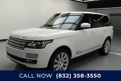 Land Rover Range Rover 4x4 Supercharged 4dr SUV Texas Direct Auto 2014 4x4 Supercharged 4dr SUV Used 5L V8 32V Automatic 4X4 SUV