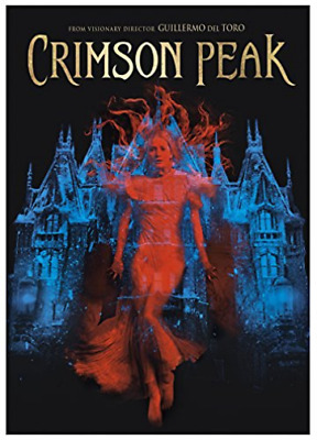 Crimson Peak-Crimson Peak  Dvd New