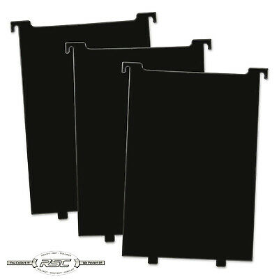 Partitions (Dividers) for BCW's Short Comic Book Bin (Box) - Pack of 3