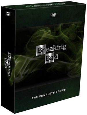 Breaking Bad: 16-Disc Pack, The Complete Series [Blu-Ray + Digital HD] Sealed