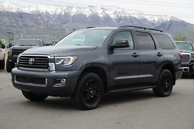 Toyota Sequoia TRD SPORT NEW SEQUOIA TRD SPORT 4X4 LEATHER NAVIGATION SUNROOF 3RD ROW AUTO TOW