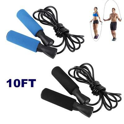 Gym Speed Cardio Fitness Bearing Aerobic Skipping Jump Rope Exercise Boxing