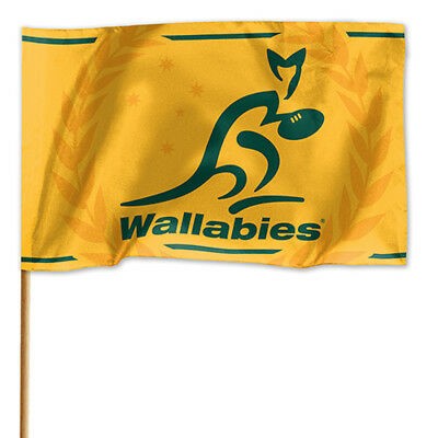 Wallabies Rugby Union Game Day Flag