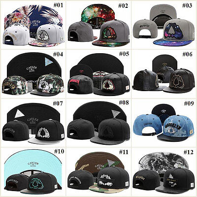 2018 Ladies Mens Unisex Hip-Hop adjustable Bboy Baseball Snapback Hats Sun Caps