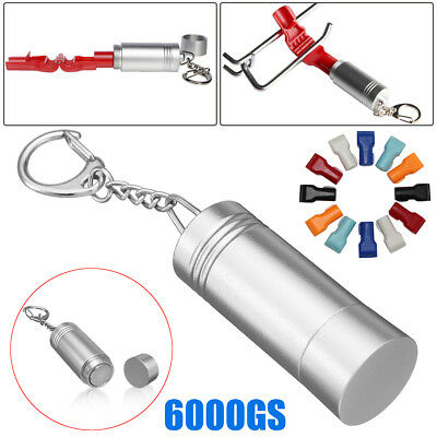 6000GS EAS Magnetic Clothes Tag Detacher Magnet Security Remover Key Lock Mini