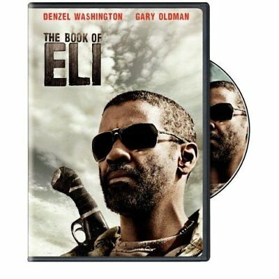 The Book Of Eli On DVD With Denzel Washington Disc Only X37