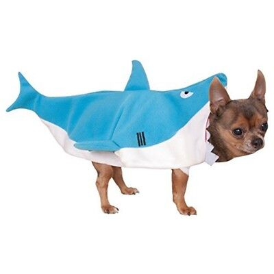 Rubie's Official Pet Dog Costume, Shark - Medium