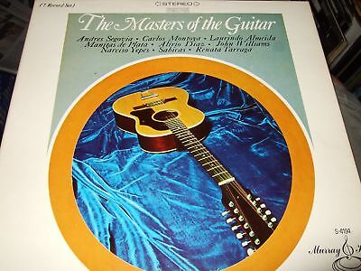 The Masters Of The Guitar 7Lp Box Murray Hill Usa