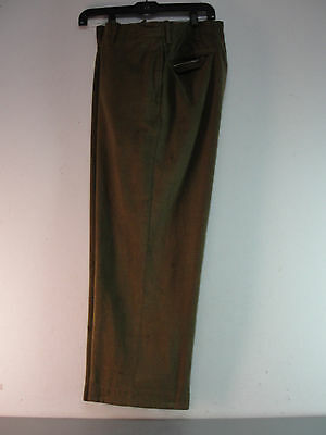 Original Us Army Military Ww2 American M37 Wool Pants Trousers Heavy Issue Olive