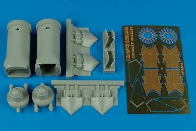 Aires 4484 - 1:48 F-22A Raptor exhaust nozzles-opened (HAS  - Neu