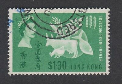 HONG KONG 218 Freedom from Hunger 1963 used