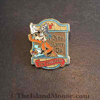 Disney Pirates of the Caribbean Goofy GWP Pins Aarrr Us Pin (UN:49085)