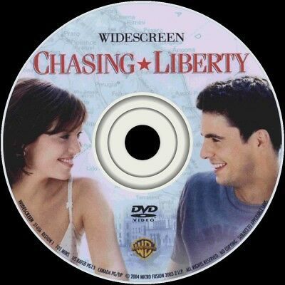 Chasing Liberty (DVD, 2004, Widescreen) DISC ONLY